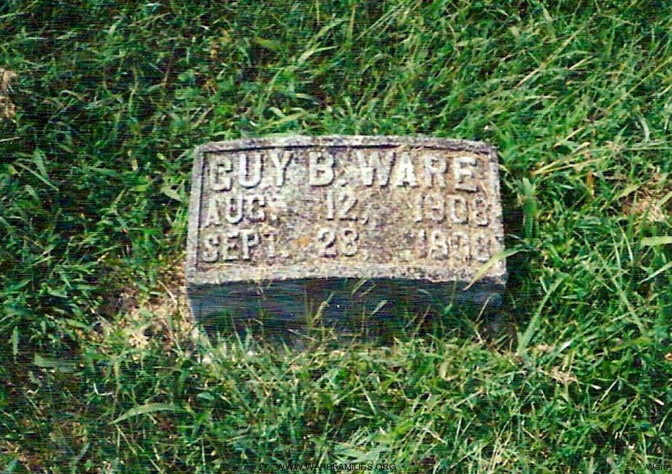 Guy B. Ware
