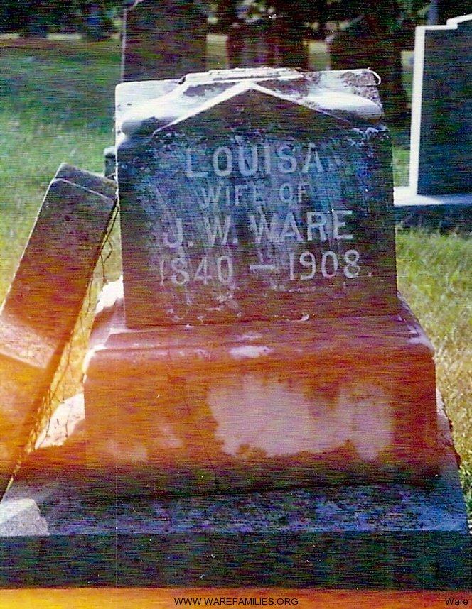 Louisa Ware