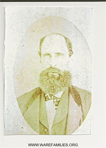 John Nicholas Ware