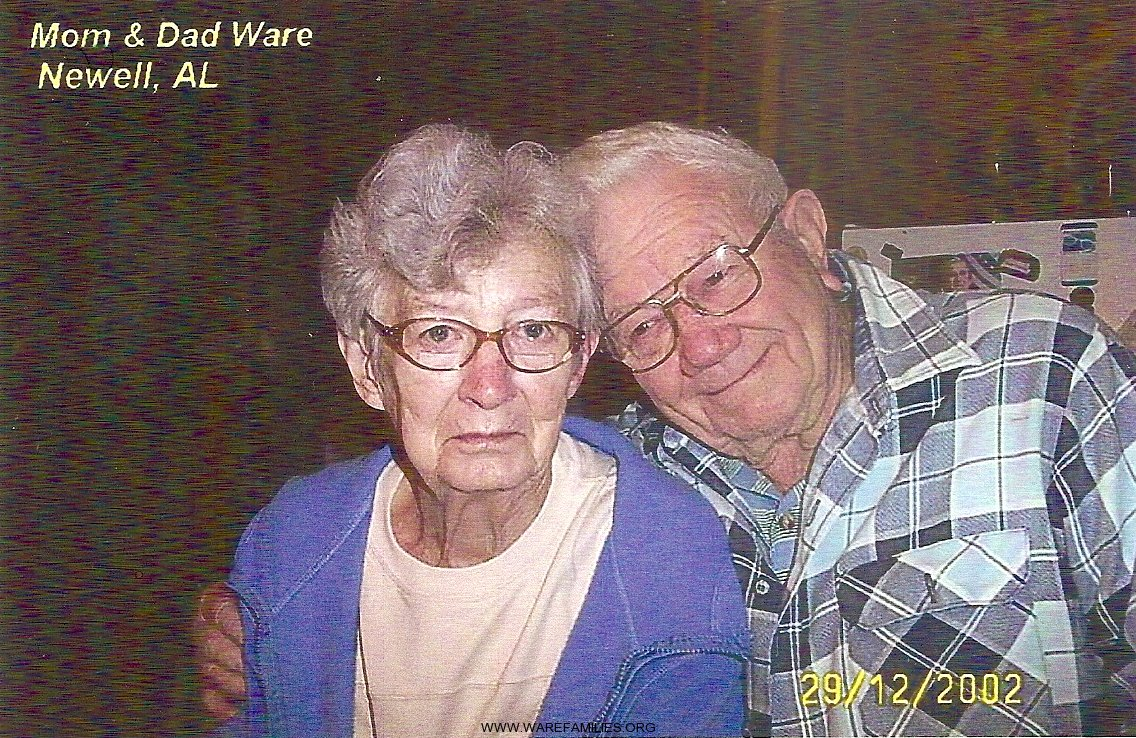 1-Raymond Martin and Bonnie Bostic Ware