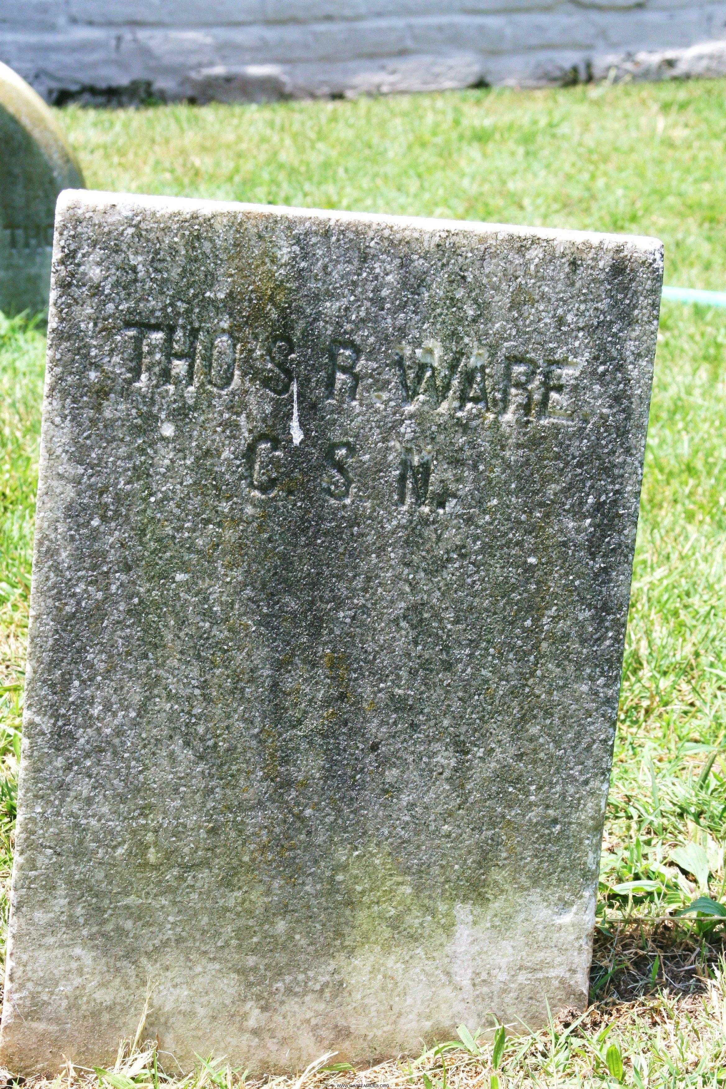 Thomas R. Ware