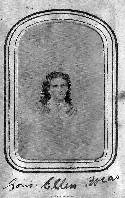 Martha Ellen Ware