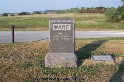 John Rudolph Ware