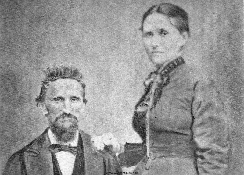 Thomas Edward and Sara Elizabeth Ware