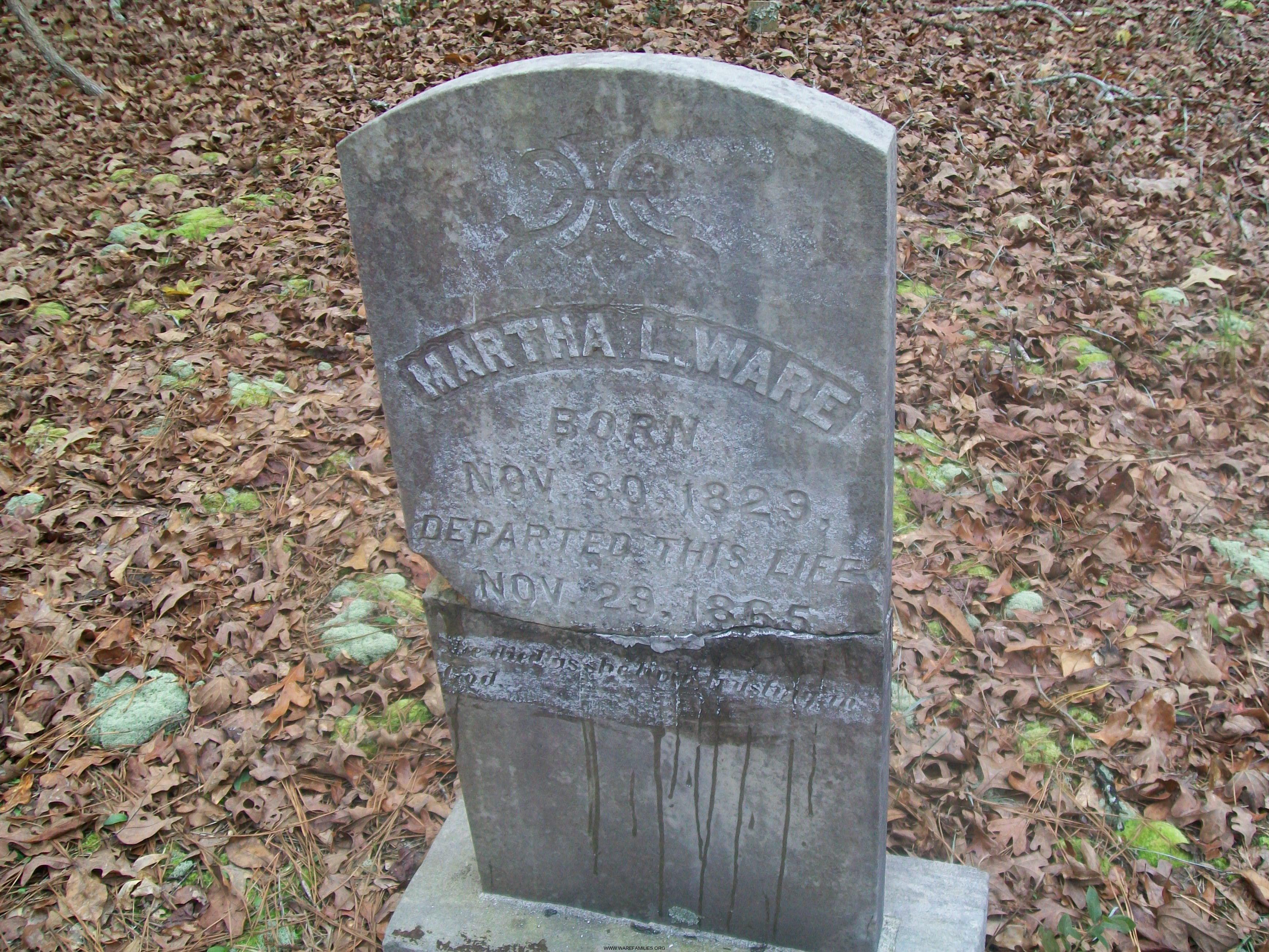 Martha L. Ware