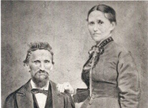 Thomas Edward and Sarah Ware