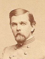 Charles Alexander Ware in uniform