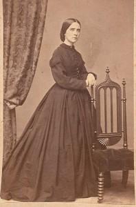 Elizabeth standing